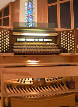 Grace St Paul Church Organ