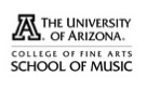 University of Arizona College of Fine Arts School of Music
