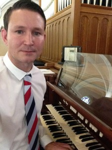 Gordon Stevenson, organ @ Northminster Presbyterian Church | Tucson | Arizona | United States