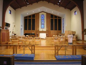Grace St. Paul Church Organ